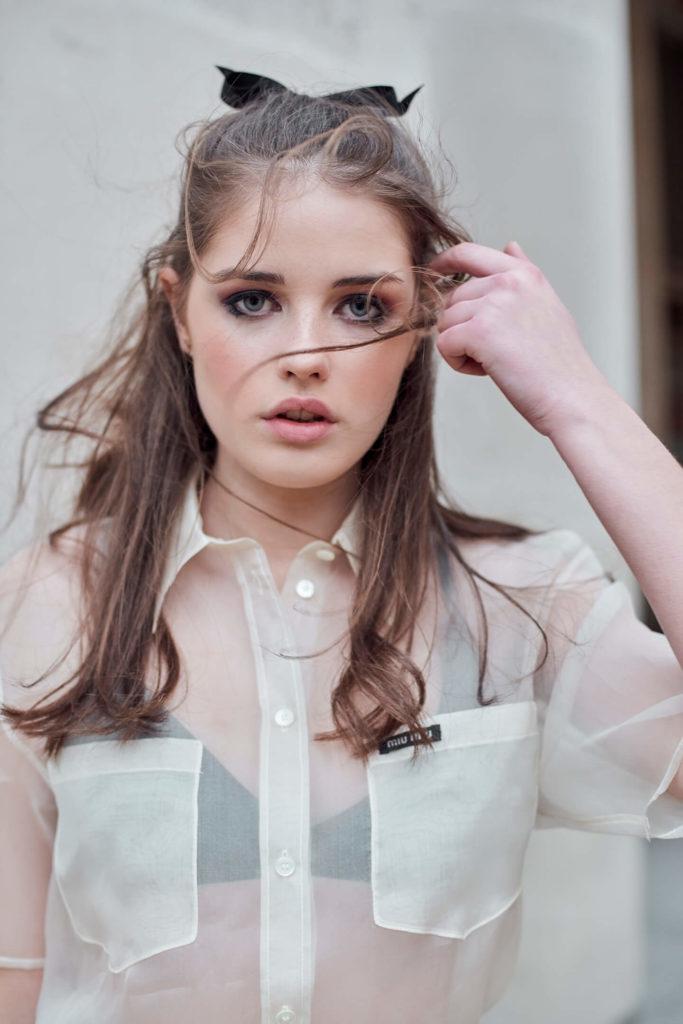 Monika Płusa zdjęcia modowe edytorial modowy zdjęcia modelek londyn